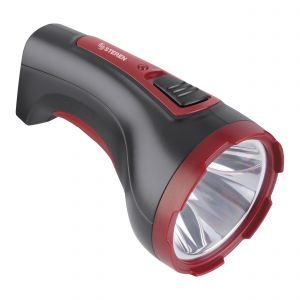 Linterna LED ultra brillante abatible